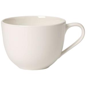 Villeroy & Boch ŠÁLEK NA ESPRESSO, porcelán (fine china) - bílá