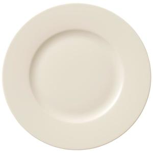 Villeroy & Boch TALÍŘ NA SNÍDANI, keramika, 23 cm - bílá