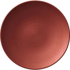 Villeroy & Boch TALÍŘ NA SNÍDANI, keramika, 21 cm - oranžová