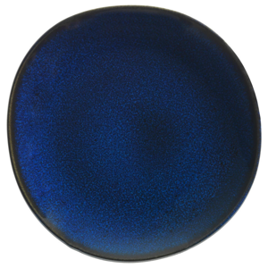Villeroy & Boch TALÍŘ NA SNÍDANI, keramika, 23 cm - tmavě modrá