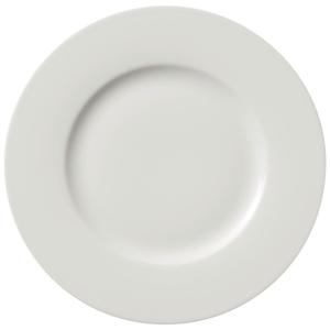 Villeroy & Boch TALÍŘ NA SNÍDANI, porcelán (fine china) - bílá