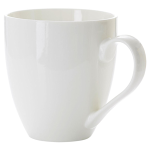 Ritzenhoff Breker ŠÁLEK JUMBO, porcelán - bílá