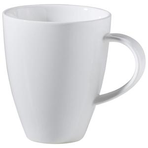 Ritzenhoff Breker HRNEK NA KÁVU, porcelán (new bone china) - bílá