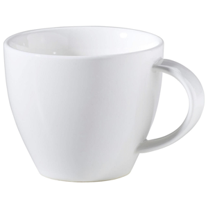 Ritzenhoff Breker ŠÁLEK NA KÁVU, porcelán (new bone china), - bílá