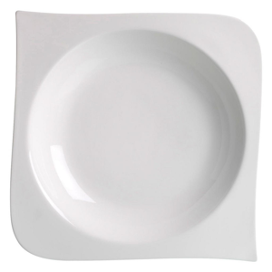 Ritzenhoff Breker TALÍŘ NA POLÉVKU, porcelán (new bone china) - bílá