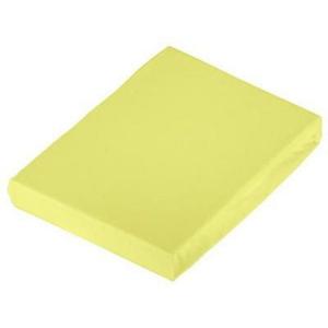 Novel PROSTĚRADLO NA BOXSPRING, žerzej, zelená, 90-100/190-220 cm - zelená