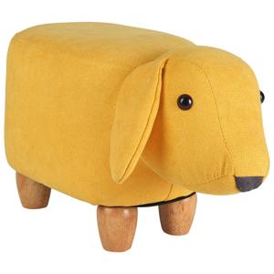 Jimmylee DĚTSKÉ KŘESLO, žlutá, - žlutá