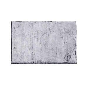 KOBEREC S VYSOKÝM VLASEM, 160/230 cm, světle šedá