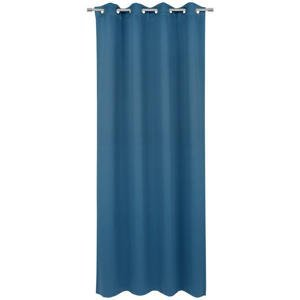 Esposa HOTOVÝ ZÁVĚS, zatemnění, 140/245 cm - tmavě modrá