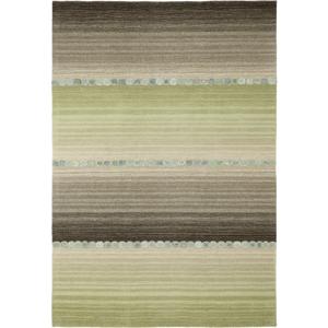 Esposa ORIENTÁLNÍ KOBEREC, 200/300 cm, šedá, zelená - šedá, zelená
