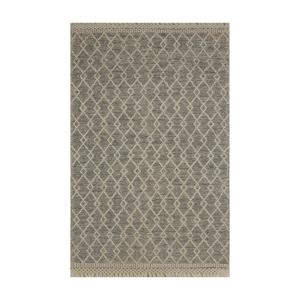 Linea Natura RUČNĚ TKANÝ KOBEREC, 160/230 cm, bílá, béžová - bílá, béžová