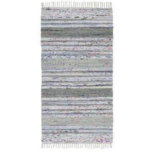 Boxxx HADROVÝ KOBEREC, 80/150 cm, šedá, bílá - šedá, bílá