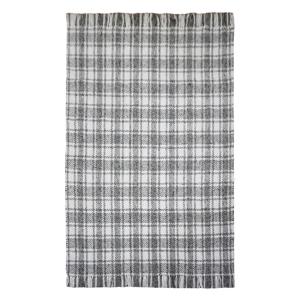 Linea Natura RUČNĚ TKANÝ KOBEREC, 130/190 cm, šedá, přírodní barvy - šedá, přírodní barvy