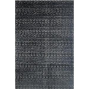 Novel VINTAGE KOBEREC, 140/190 cm, černá, barvy stříbra - černá, barvy stříbra