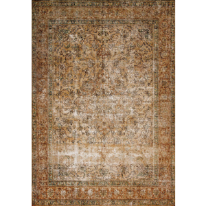Novel KOBEREC VINTAGE, 130/190 cm, terra cotta - terra cotta