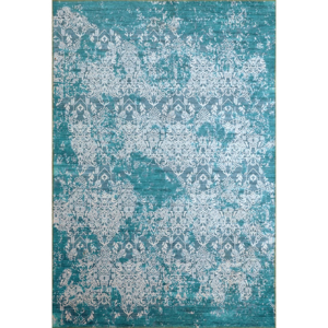 Novel VINTAGE KOBEREC, 80/150 cm, modrá - modrá