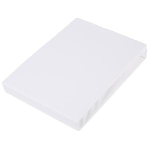 Novel NAPÍNACÍ PROSTĚRADLO NA TOPPER, bílá, 90-100/190-220 cm - bílá