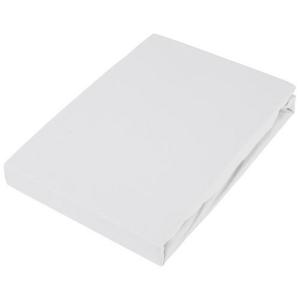 Novel NAPÍNACÍ PROSTĚRADLO NA TOPPER, světle šedá, 90-100/190-220 cm - světle šedá