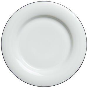 Novel MĚLKÝ TALÍŘ, keramika, 27,5 cm