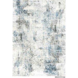 Novel VINTAGE KOBEREC, 120/180 cm, modrá, šedá, bílá - modrá, šedá, bílá