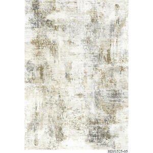 Novel VINTAGE KOBEREC, 120/180 cm, hnědá, šedá, bílá - hnědá, šedá, bílá