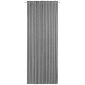 Boxxx HOTOVÝ ZÁVĚS, neprůsvitné, 140/245 cm - šedá
