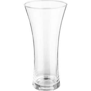 Ambia Home VÁZA, sklo, 25 cm - čiré