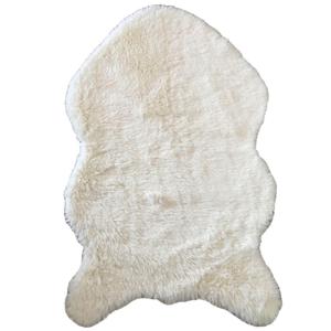 Boxxx UMĚLÁ KOŽEŠINA, 60/90 cm, bílá - bílá