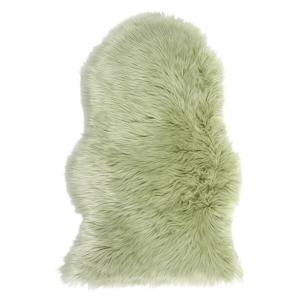 Boxxx UMĚLÁ KOŽEŠINA, 60/90 cm, mátově zelená