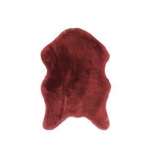 Novel UMĚLÁ KOŽEŠINA, 60/90 cm, červená - červená