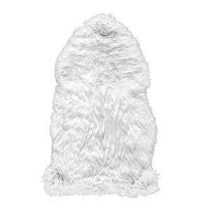 Linea Natura OVČÍ KŮŽE, 60/95 cm, bílá - bílá