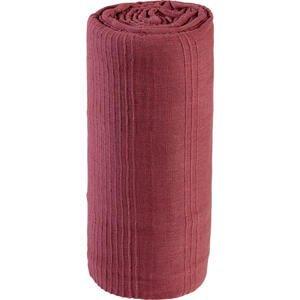 Boxxx DENNÍ DEKA, bavlna, 220/240 cm - červená