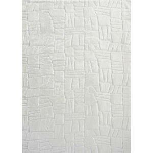 Novel TKANÝ KOBEREC, 160/230 cm, bílá, béžová