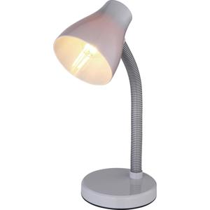 Boxxx LAMPA NA PSACÍ STŮL - šedá