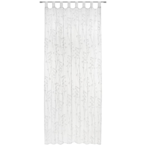 Boxxx ZÁVĚS HOTOVÝ, průhledné, 140/245 cm - bílá
