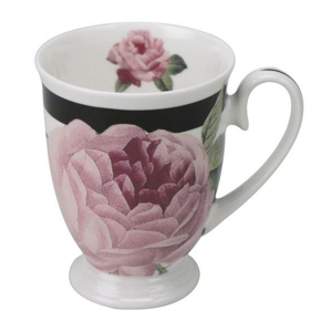 Landscape ŠÁLEK NA KÁVU, jemný kostní porcelán (fine bone china), - vícebarevná