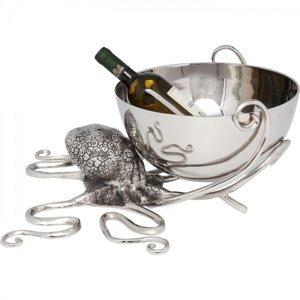 Chladící nádoba na víno Octopus