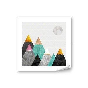 Plakát na stěnu Moonlight / Dan Johannson XPGDJ012A3232