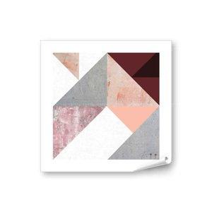 Plakát na stěnu Geometric Spirit / Dan Johannson XPGDJ031A3232