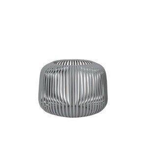 Lucerna 10 cm Blomus LITO - ocelově šedá
