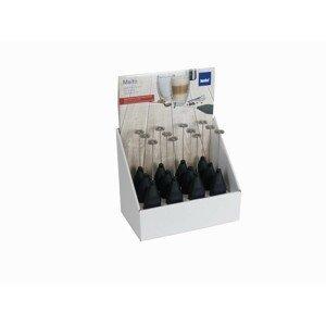 Šlehač mléka MAITO ušlechtilá ocel / ABS plastic, 12ks O3,5cm x v20cm KELA KL-11495