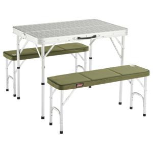 Campingový stůl a lavice skládací PACK-AWAY™ TABLE Coleman 205584