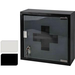 Lékárnička nerez/sklo EXCELLENT KO-C80620270