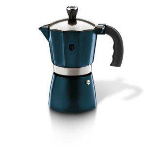 Konvice na espresso 6 šálků Aquamarine Metallic Line