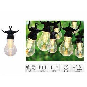 Světelný řetěz PARTY venkovní 20 žárovek
