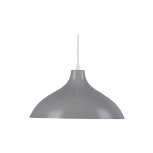 Šedá stropní lampa Nørdifra Kappa
