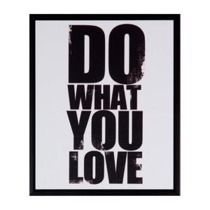 Obraz sømcasa Love, 25 x 30 cm
