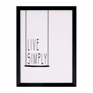 Obraz sømcasa Simply, 30 x 40 cm