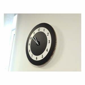 Kruhové nástěnné popisovací hodiny Unlimited Design for kids