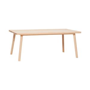 Konferenční stolek z dubového dřeva Hübsch Eluf